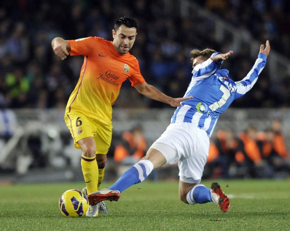 Xavi firmará el próximo lunes su renovación hasta el año 2016