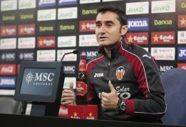 Valverde: &quot;Hemos jugado mejor contra once que contra diez&quot;