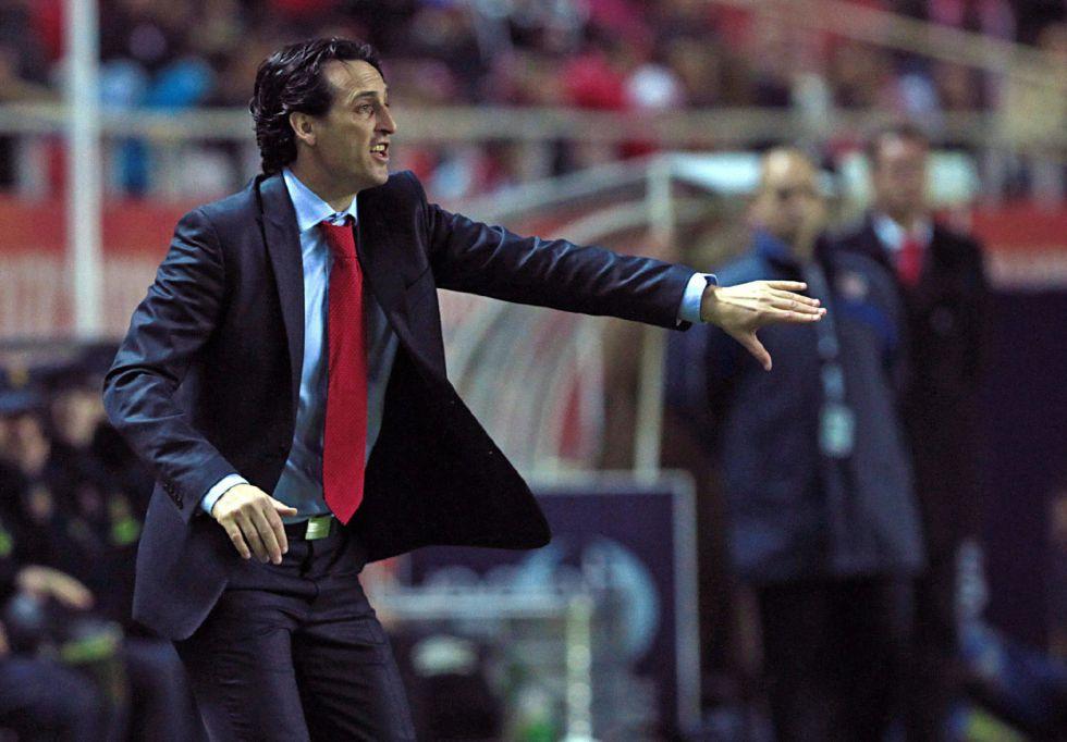 """Emery reconoce que """"once contra once"""" les ha costado"""