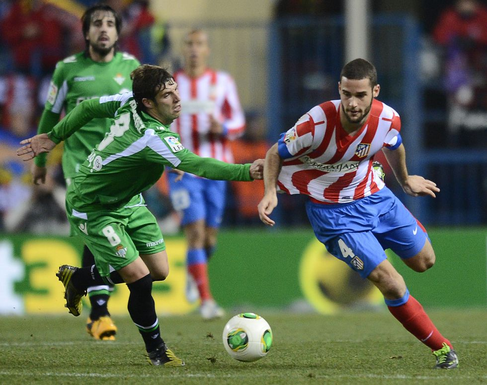 El Atlético de Madrid nunca fue eliminado tras lograr un 2-0