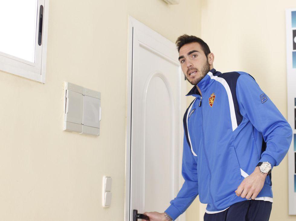 """Roberto: """"Aunque no se entienda, la Copa ha reforzado al grupo"""""""