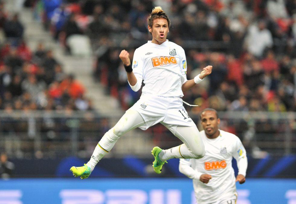 """Neymar: """"Tengo que sentarme a negociar mi renovación"""""""
