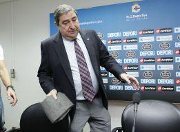 Lendoiro reconoce que debe casi 10 millones de euros a jugadores