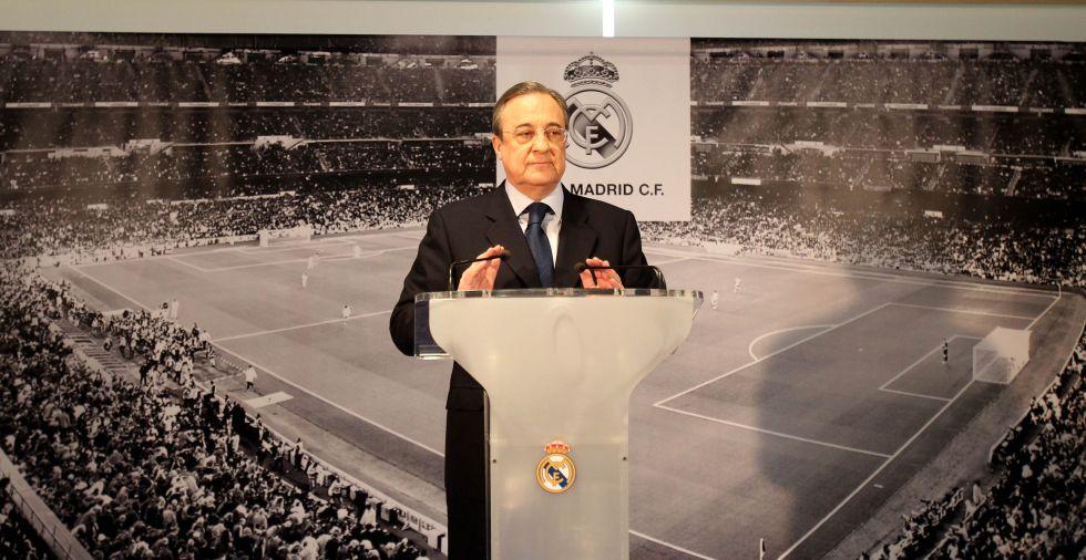 """Florentino Pérez: """"No existe ultimátum a Mourinho"""""""