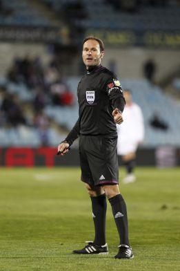 Mateu Lahoz dirigirá Granada -Real Madrid de la jornada 22