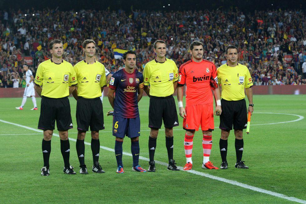 Clos Gómez arbitra la ida del Madrid-Barça: 21:00, Canal Plus