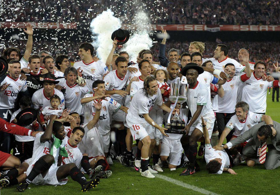 El Atlético no elimina al Sevilla desde hace sesenta años