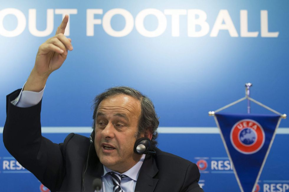 """Platini quiere quitar el mercado invernal: """"Perjudica a todos"""""""