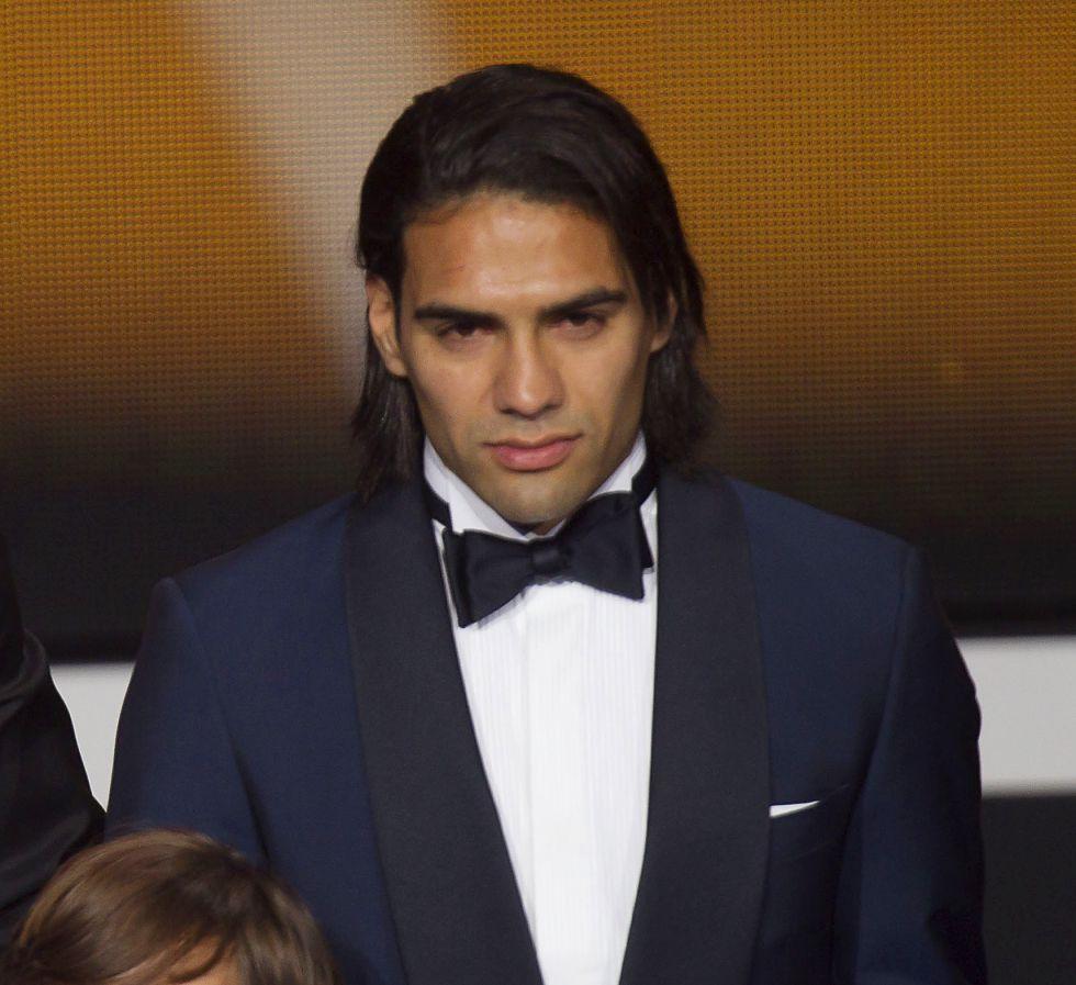 """Radamel Falcao: """"El año 2012 me hizo entrar en la elite"""""""