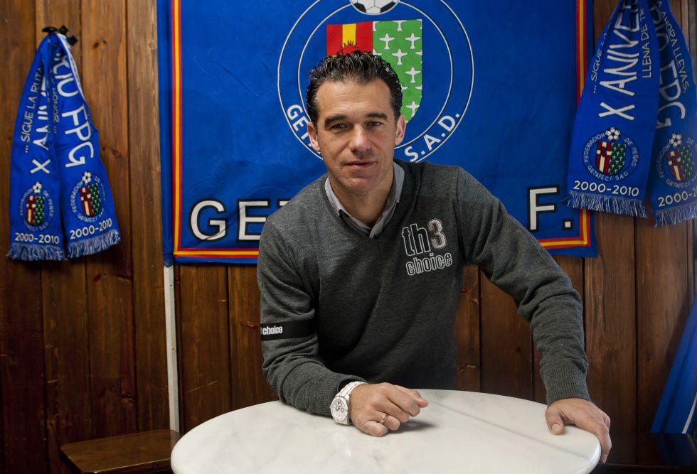 """Luis García: """"No iría a jugar al Bernabeú si no creyera en el 0-1"""""""