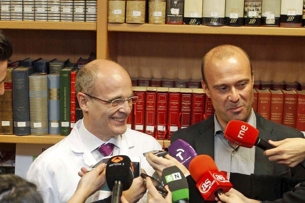 """Del Cerro: """"Casillas estará entre ocho y doce semanas de baja"""""""
