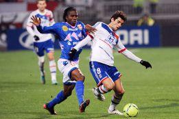 El Atlético pide al Olympique de Lyon la cesión de Gourcuff