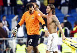 """Diego López: """"Me siento muy feliz por volver a mi casa"""""""