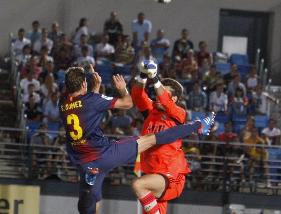 El miniclásico asegura muchos goles... y malas defensas