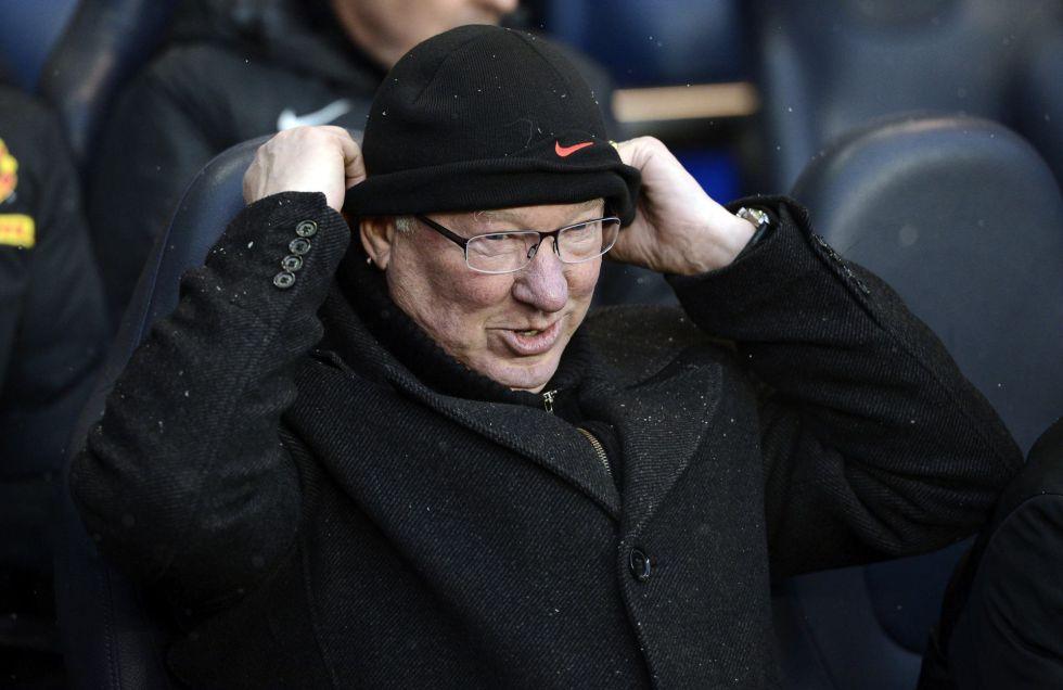"""Ferguson llama """"idiotas"""" a los que critican a David de Gea"""