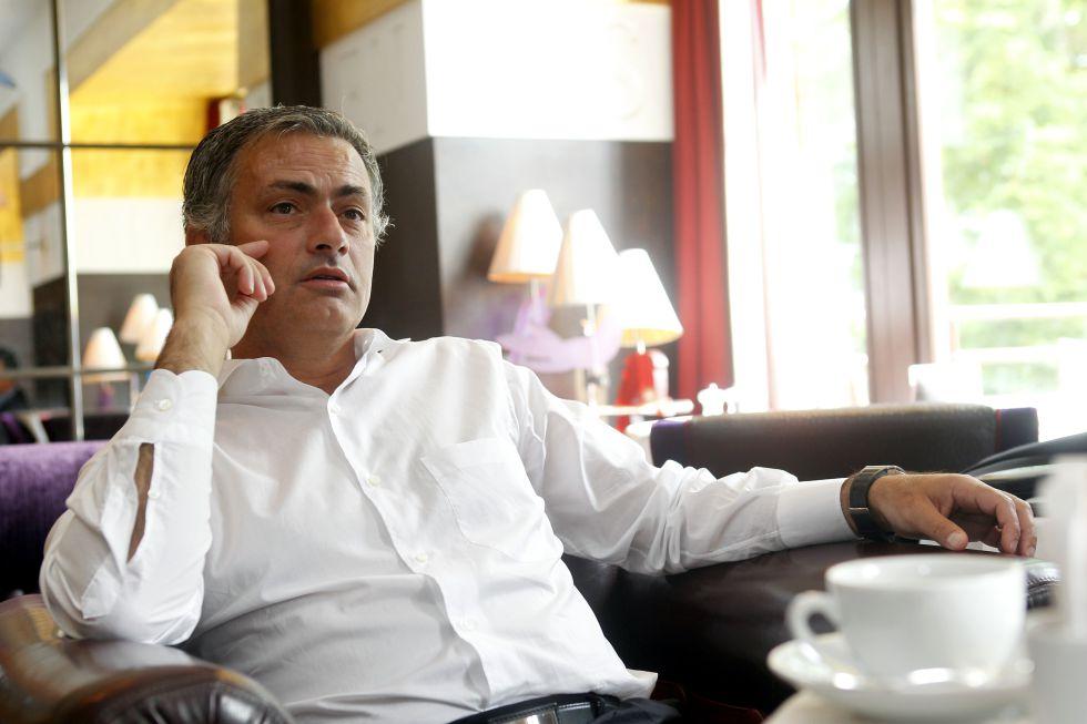 """Mou: """"Ganaré otra Champions, no sé si este año y en el Madrid"""""""