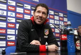 Simeone: &quot;Gourcuff? Yo no cierro las puertas a nadie&quot;