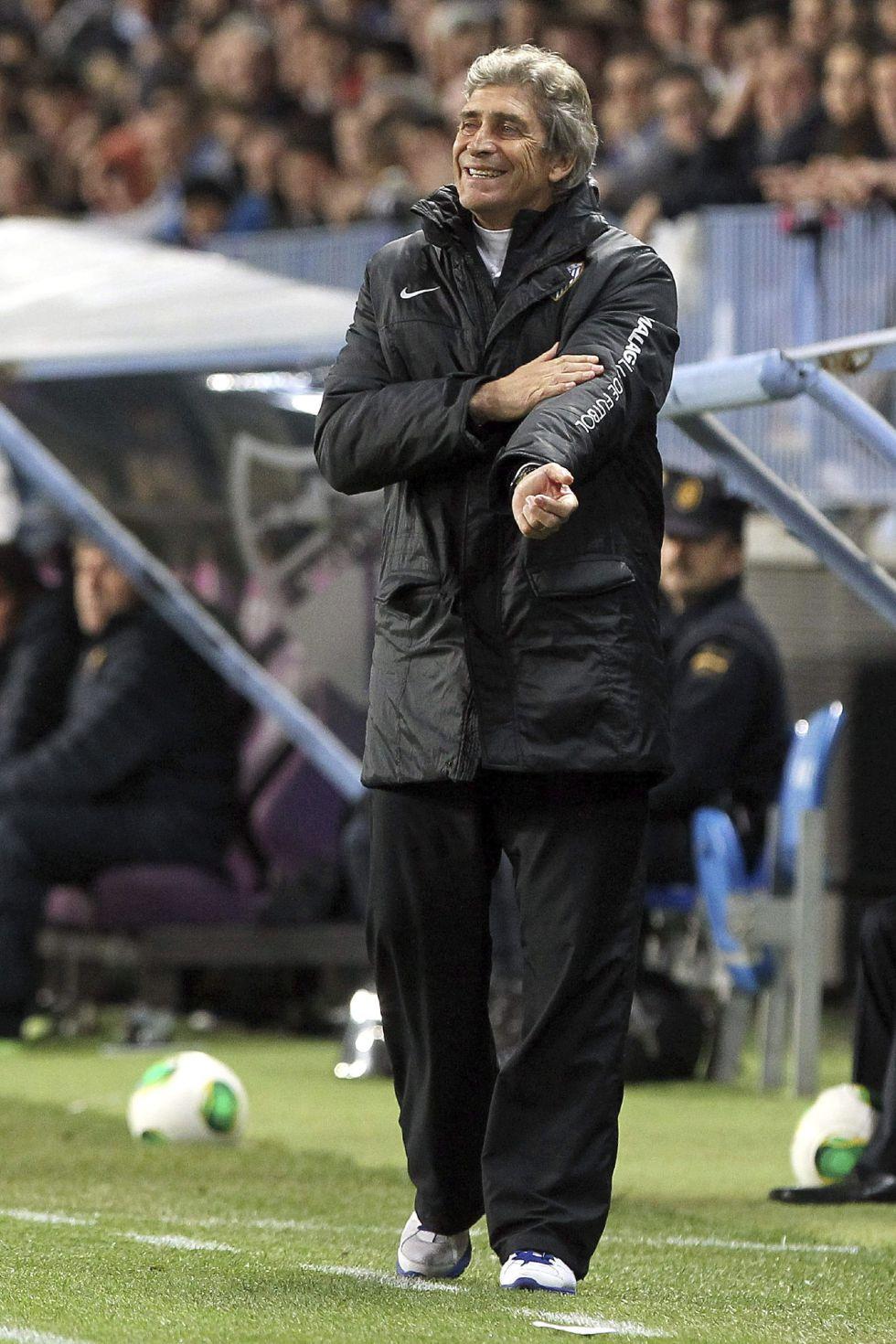 """Pellegrini: """"Ahora nos tenemos que centrar en la Liga"""""""