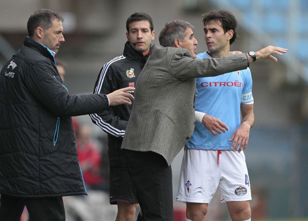 """Herrera, expulsado por decir a los árbitros """"no os controlo"""""""