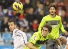 Zaragoza y Espanyol riñen con el fútbol y acaban empatando