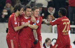 El Bayern gana en Stuttgart y es líder con 11 puntos de ventaja