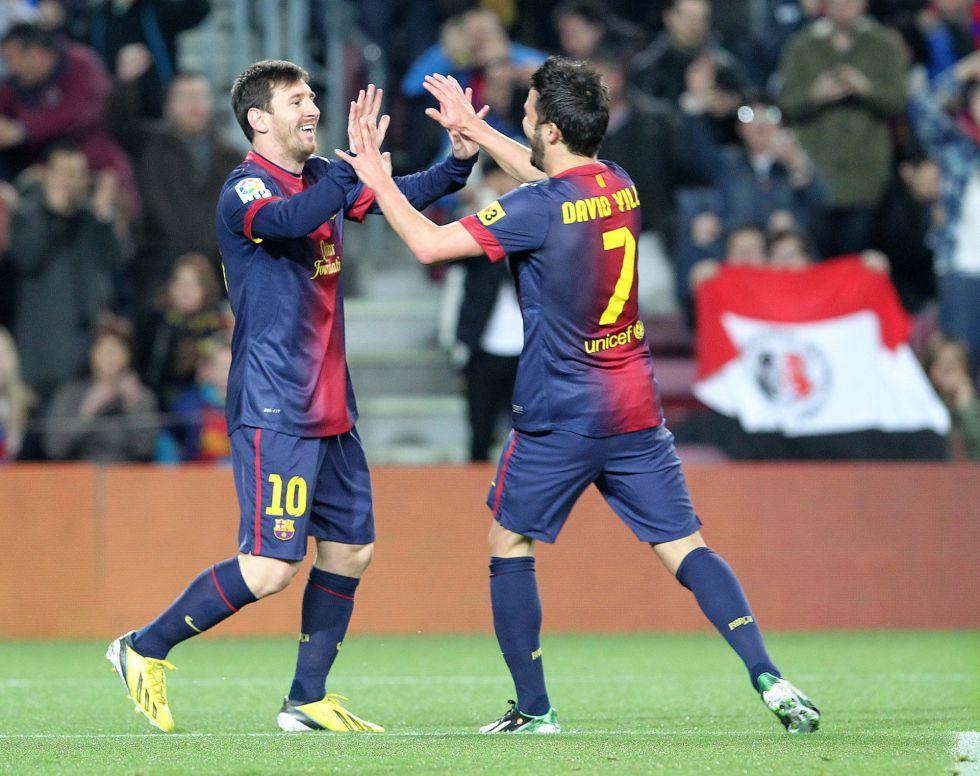 Messi no descansa nunca