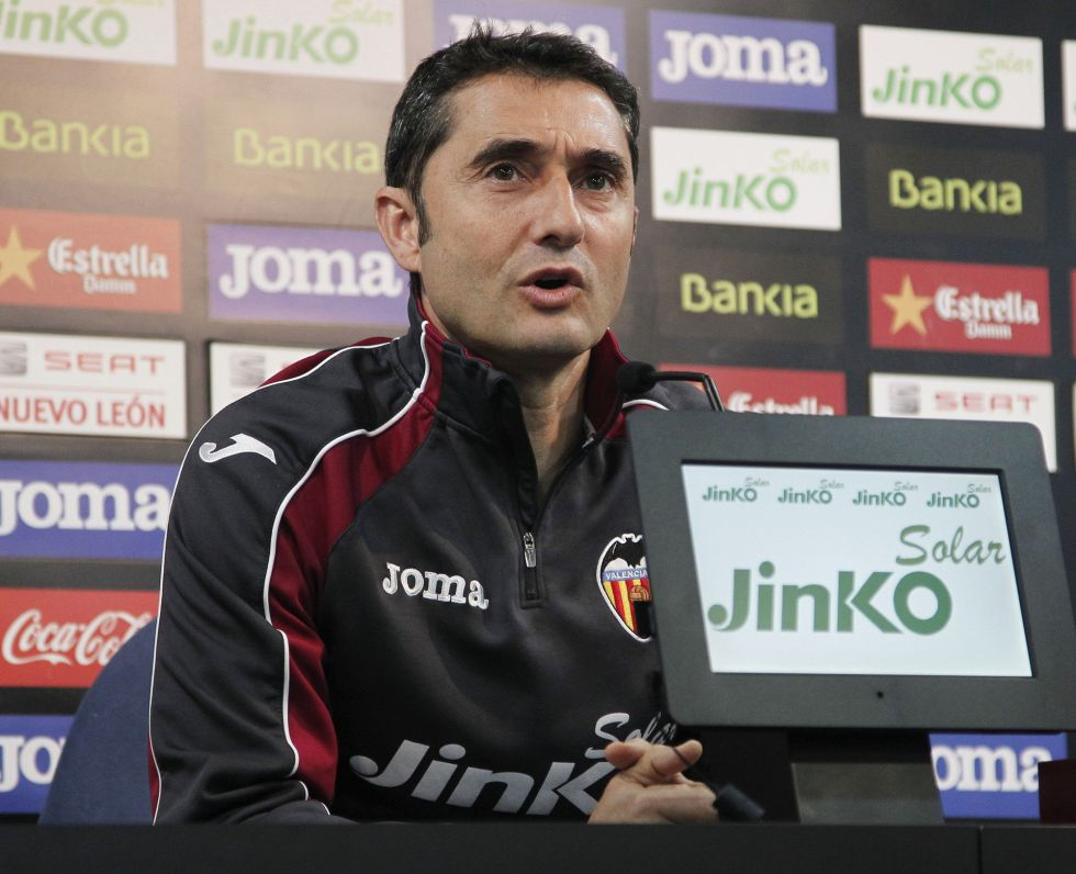 """Valverde: """"Nos ha faltado un poco más de acierto"""""""