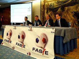 """Zalba, presidente de FASFE: """"Sin la afición, no existiría el fútbol"""""""