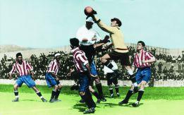 El Atlético de Madrid se despide de San Mamés en su visita 91