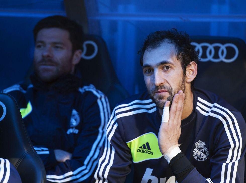 Mourinho dio descanso a Xabi, Khedira y Arbeloa para el Barça