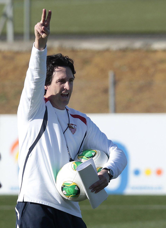 """Emery: """"El Granada nos lo va a poner muy difícil, seguro"""""""