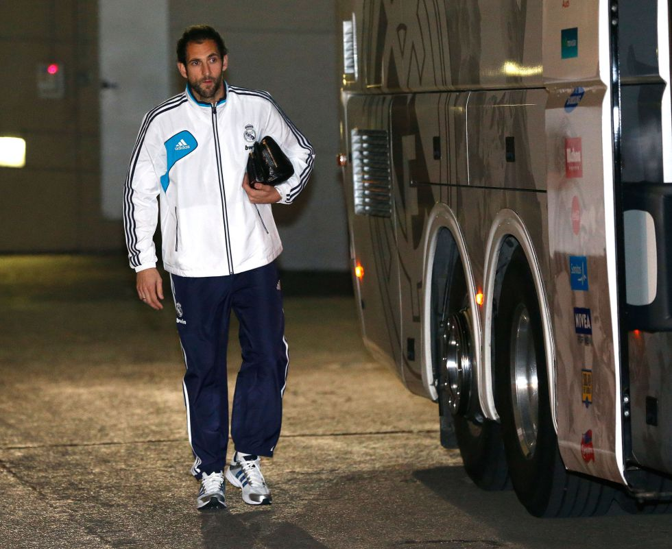Diego López será presentado mañana a las 13h en el Bernabéu