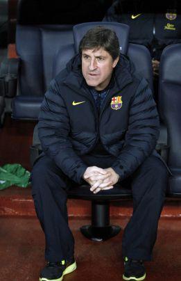 """Roura: """"Llegamos al Bernabéu en un buen momento"""""""