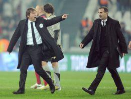 Dos partidos de sanción para Conte y Bonucci; uno a Chiellini