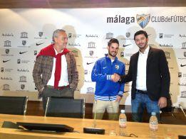 El Málaga renueva a Isco hasta 2016: su nueva cláusula, 35 kilos