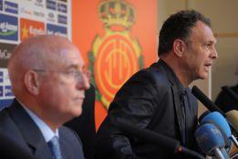 Serra Ferrer confirma que Caparrós estará en Anoeta