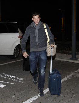 Emiliano Insúa llega a Madrid