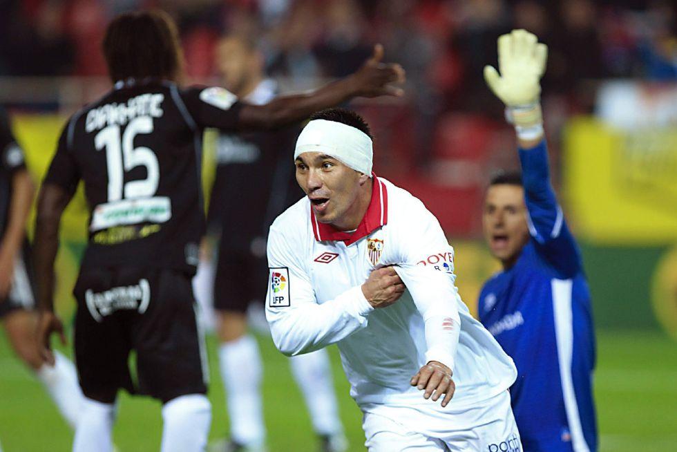 El 'nuevo' Sevilla llega lanzado a la semifinal de la Copa del Rey
