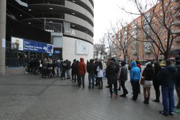Se agotarán las entradas para el partido: quedan 6.000 a la venta