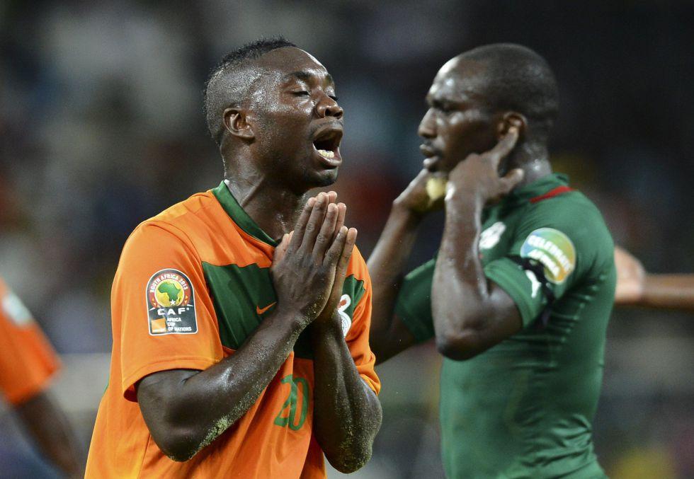 Zambia, el actual campeón, se queda fuera de la Copa de África