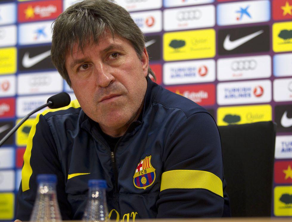 """Roura: """"No espero un Madrid marrullero, irá a jugar al fútbol"""""""