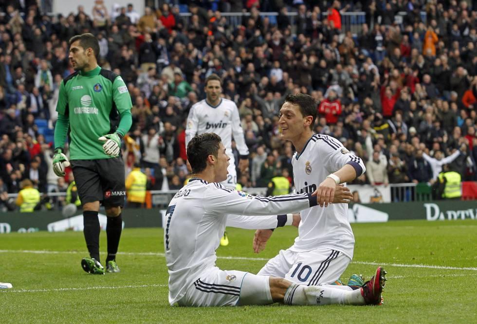 """Özil: """"Necesitamos a Cristiano y también funcionar como equipo"""""""