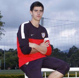 """Thibaut Courtois: """"El Sevilla ha cambiado, ya no es el del 4-0..."""""""