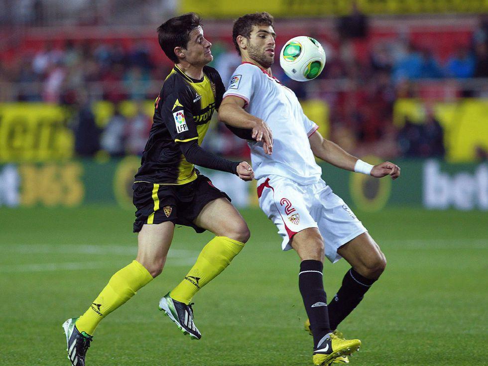 El Sevilla ultima la venta del argentino Federico Fazio al Zenit
