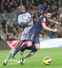 """""""El Barcelona no quiere vender a Villa, me lo han dejado claro"""""""