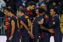 El Barça sigue a la cabeza de la clasificación europea de clubes