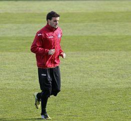 Pedro León estará disponible el sábado frente al Deportivo