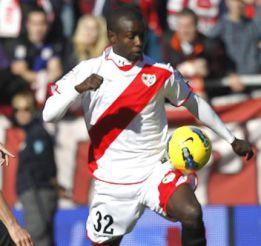 Diamanka jugará en el Rayo B hasta el final de la temporada