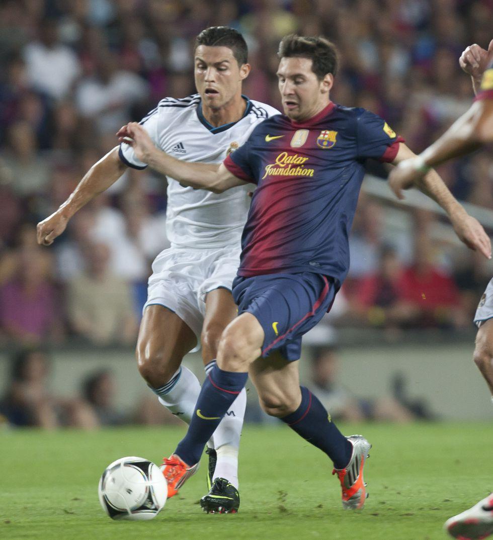 Messi será más decisivo que Cristiano según los internautas