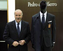 """Del Bosque: """"Alguna novedad habrá contra Uruguay"""""""